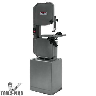 "JET J-8201 1HP 1PH 115/230V 14"" Vertical Metal/Wood Band Saw 414500 NEW"