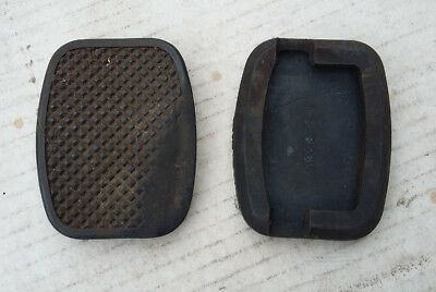 Saab 95/96 pedal rubbers