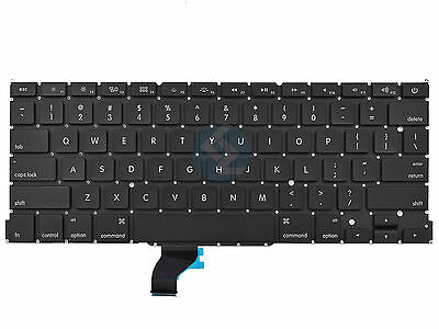"NEW US Keyboard without Backlight for MacBook Pro 13"" A1502 2013 2014 2015Retina"