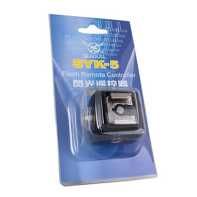 Seagull SYK-5 SYK5 Wireless Remote Flash Slave Trigger