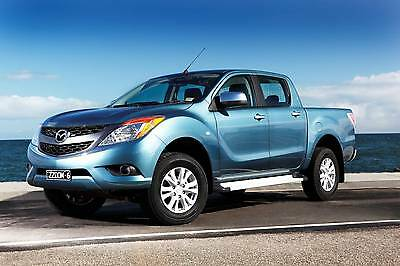 MAZDA BT-50  2011-2014 WORKSHOP SERVICE REPAIR MANUAL on CD