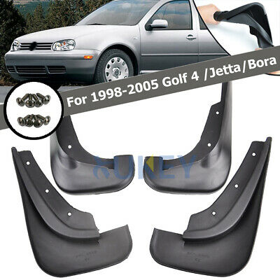 Sale Fit For Vw Golf 98~05 Mk4 Jetta Bora Mud Flap Flaps Splash Guards Mudguard