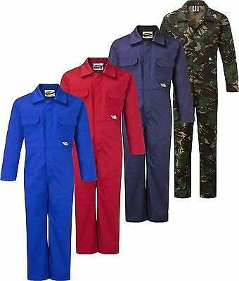 Super Strong Children's Cotton Play Suit Overall Coverall Jump Suit, 1000s SOLD