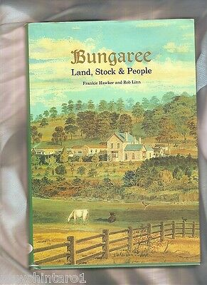 #Oo. Australian History Book - Bungaree, South Australia