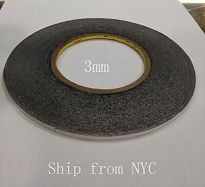 3mm Double Sided Adhesive Sticky Tape for Mobile Phone  Original 3M Adhesive