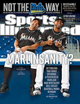 Sports Illustrated March 05, 2012 | Volume 116, Issue 10 Ozzie Guillen