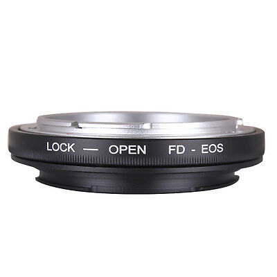 FD Lens to EOS EF Body Mount Adapter for Canon