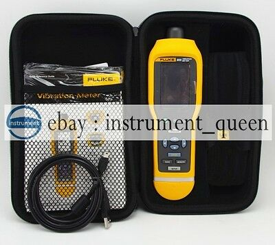Fluke 805 Vibration Meter mechanical troubleshooting and maintenance F805