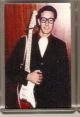 Buddy Holly Fridge Magnet # 3