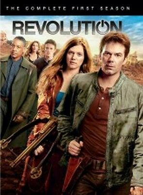 Revolution - Stagione 01  5 Dvd  Cofanetto  Serie-Tv