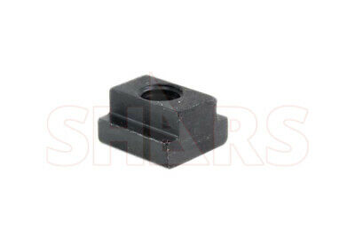 "Shars 9/16"" T-SLOT NUT 3/8""-16 THREAD NEW"
