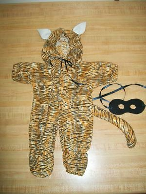 """MASK FOR 16/"""" CPK Cabbage Patch ZEBRA HALLOWEEN COSTUME OUTFIT W//EARS TAIL"""