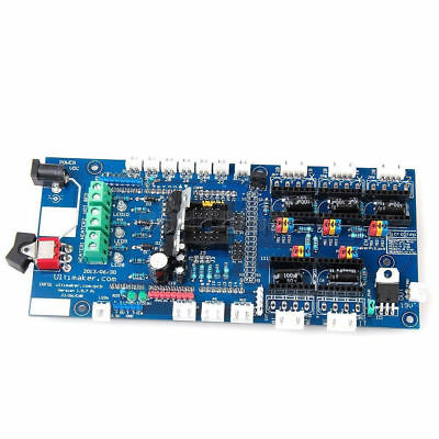New Ultimaker PCB 1.5.7 Control Board for 3D Printer Comparable With RAMPS