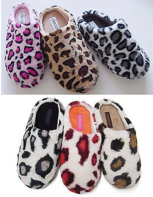 66842 Soft Furry Warm Comfy Girl Lady Women House Winter Slippers Indoor Shoes