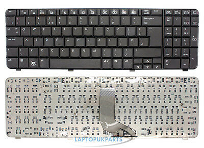 New For Hp Pavilion G61-110Sa Laptop Notebook Uk Layout Black Keyboard