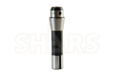 "Shars 1/4"" Precision R8 End Mill Holder Adapter For Bridgeport Milling Tool New"