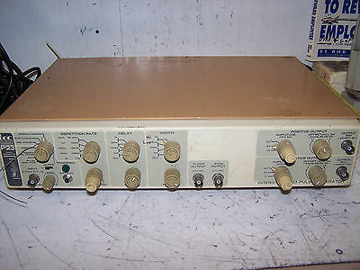 Iec Interstate Electronics P23 Pulse Generator  115 / 230 Vac Input
