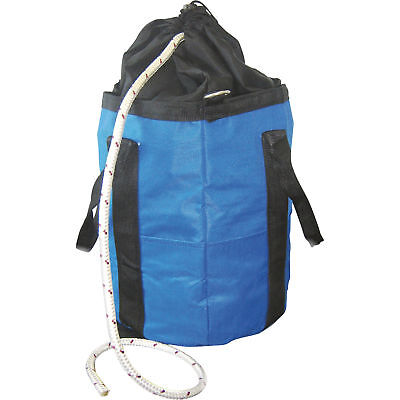 Portable Winch Rope Bag- Handles 164ft x 1/2in Rope Cap PCA-1255