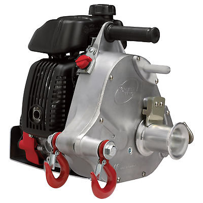 Portable Winch Gas-Powered Capstan -50cc Honda GHX-50 Engine 1-Ton Cap PCW-5000
