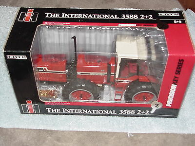 Ertl 1/16 Ih International Harvester 3588 2+2 Precision Key Series #2 Tractor