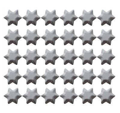 100 In Cadbury Chocolate White Stars-Christmas Wedding Gifts Parties Promotions