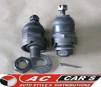 Prelude 92-01 kit 2 Front Upper Ball Joints Adjustment range from -1 to 1 degree