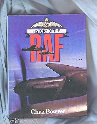 #Hh.  Book - A History Of  The Royal Air Force