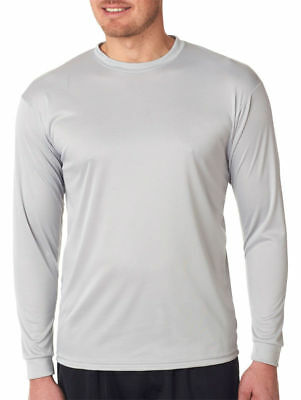 C2 Sport Long Sleeve Performance T-Shirt, Mens sizes S-3XL, Polyester. 5104