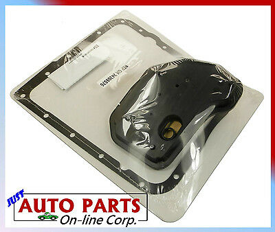 NEW OEM TRANSMISSION FILTER KIT 4L60-E DEEP PAN w/ seal & Pan Gasket MADE IN MEX