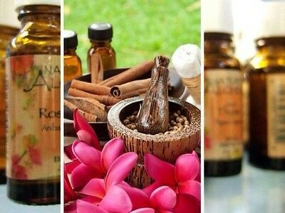 10 Bottles Of 100% Pure Essential Oils