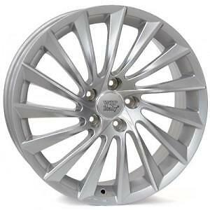 "17"" Alfa Romeo Sport Replacement Alloy Wheels Brand New Silver 256"