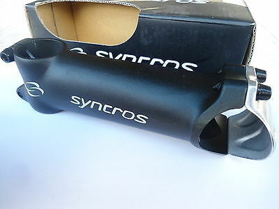 **reduced** Syncros Fl Alloy Stem 31.8Mm Oversize Black Length 110 / 120 - Boxed