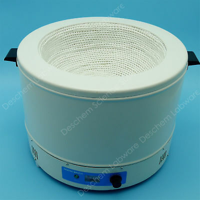 20000ml,120V,Heating Mantle,Temperature Control,20L,2500W,Lab Electric Sleeves