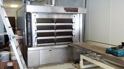 Bongard Commerical Oven