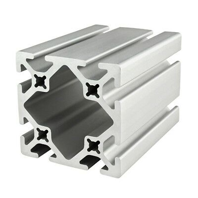 80/20 Inc T-Slot 3 x 3 Smooth Aluminum Extrusion 15 Series 3030 S x 8.812 N
