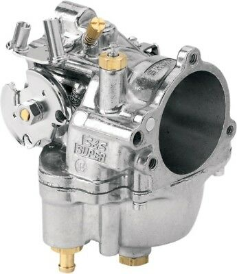 S S Cycle SS Cycle - 11-0420 - Super E Shorty Carburetor Only 49-6564 1002-0025