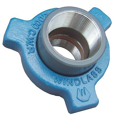 "Hammer Union 2"" Fig 200 Threaded Standard Service"