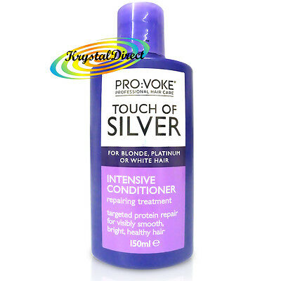 Touch Of Silver Intensive Conditioner 150ml For Blonde, Platinum, White Hair