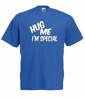 HUG hugs funny present NEW Men Women T SHIRT TOP size 8 10 12 14 16 s m l xl xxL