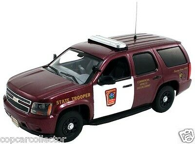First Response 1/43 Minnesota State Police Chevy Tahoe