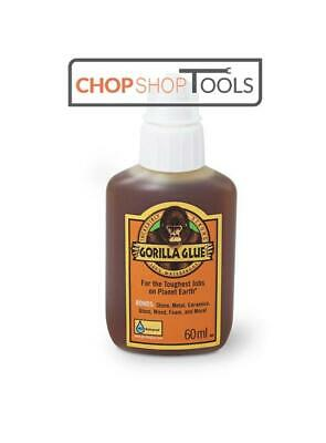 60ml Gorilla Glue For Wood, Stone, Metal, Ceramic, Glass Etc Tough & Waterproof