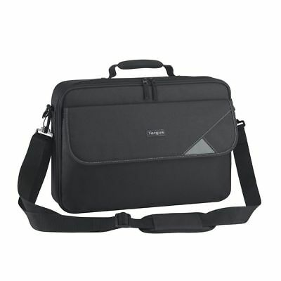 "Targus Intellect Clamshell 14"" 15.6"" 16"" Laptop Case Carry Bag w/ Shoulder Strap"