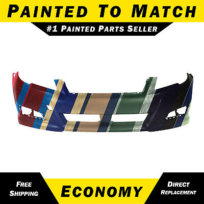 8b8e6c412b9 NEW Painted to Match - Front Bumper Cover for 2010-2012 Subaru Legacy 2.5L