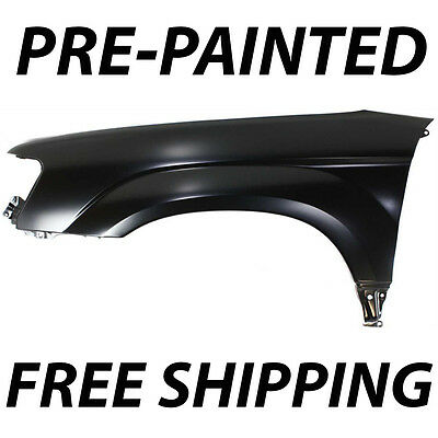 Pre-Painted to Match Left Drivers Side Fender for 2014-2016 Subaru Forester