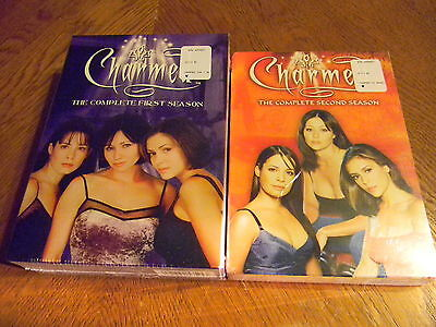 Charmed - The Complete First & Second Season DVD NEW SEALED Out of Print RARE!!