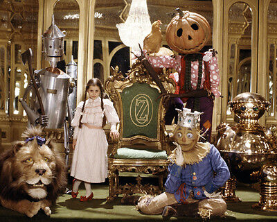 Return to Oz [Fairuza Balk & Cast] (53928) 8x10 Photo