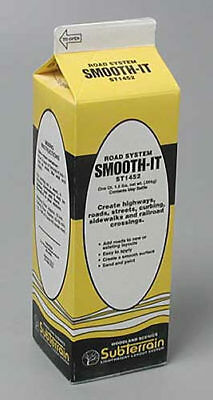 NEW Woodland Scenics Foam Smooth-It 1 qt ST1452