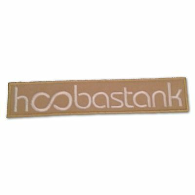 Hoobastank Iron-on Embroidered Patch, New
