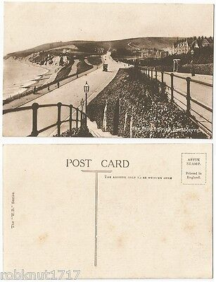 CPA WB Series postcard the seaside The Dukes Drive EASTBOURNE East Sussex UK  A