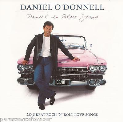DANIEL O'DONNELL - Daniel In Blue Jeans (UK 20 Trk CD Album)